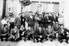 Grupo rúa Real anos 60