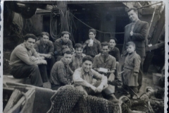 Barco Juan Mari 1957