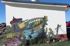 Grafiti faro