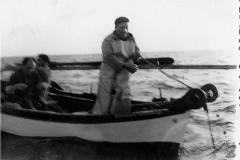 Pesca con miños